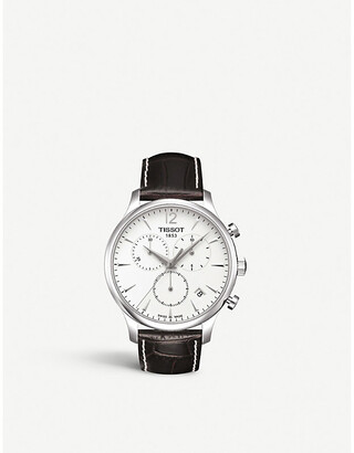 Tissot Women's Stainless Steel T063.617.16.037.00 Tradition Watch