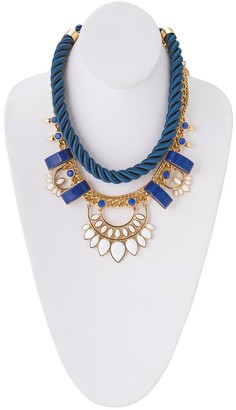 Trina Turk 16In Adj Pendant ON CORD Necklace