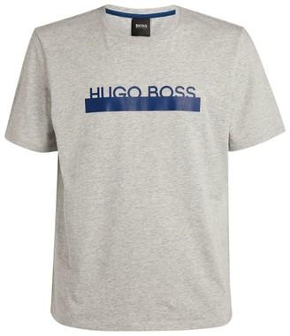 HUGO BOSS Lounge Logo T-Shirt
