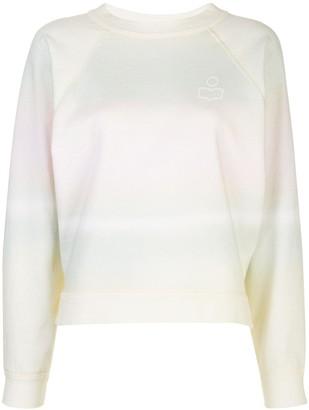 Etoile Isabel Marant Milly tie-dye sweatshirt