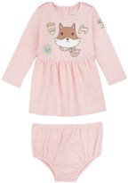Juicy Couture Baby Knit Fox Graphic Tee Dress