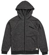 Volcom Hoodies Static Stone Lined Zip Hoody - Black
