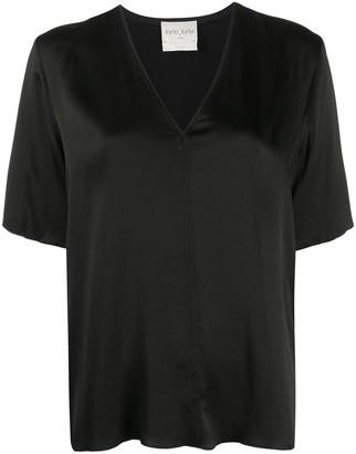 Forte Forte plain V-neck T-shirt