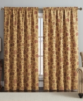 "Victoria Classics Nottingham 54"" x 84"" Rod Pocket Panel"
