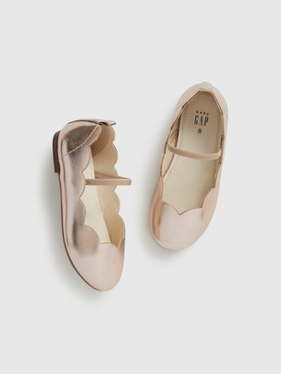 Gap Toddler Scalloped Ballet Flats