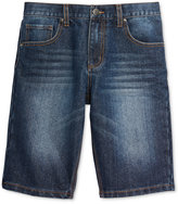 Epic Threads Little Boys' Clean Edge Denim Short, Only at Macy's