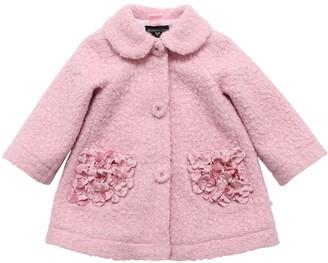 MonnaLisa Embellished Coat