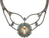 Sevan Biçakci Birds In Flight Diamond Necklace