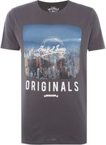 Jack & Jones Photo Print Short Sleeve T-shirt
