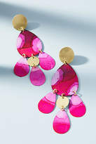 Sibilia Movement Fusion Drop Earrings