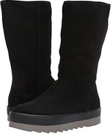 Cougar Vail Waterproof (Black Suede) Women's Cold Weather Boots
