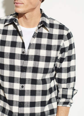 Buffalo Check Long Sleeve
