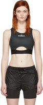 adidas by Stella McCartney Black Run Bra