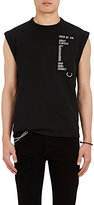 Hood by Air Men's Homepage Cotton Muscle Tank