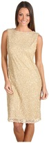 rsvp Eleanor Dress (Champagne) - Apparel