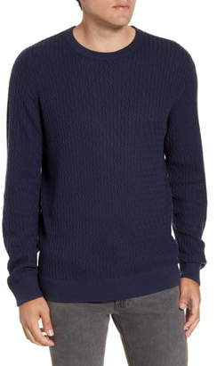 Southern Tide Grove Cable Crewneck Sweater