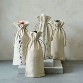 west elm Holiday Wine Bags