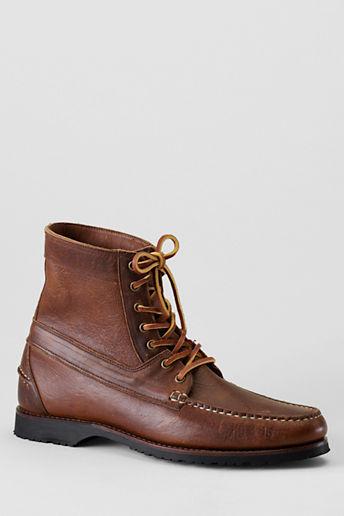 Lands' End Men's Allen Edmonds Yuma Work Boots