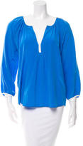 Joie Long Sleeve Silk Blouse w/ Tags