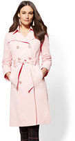 New York & Co. Belted Trench Coat