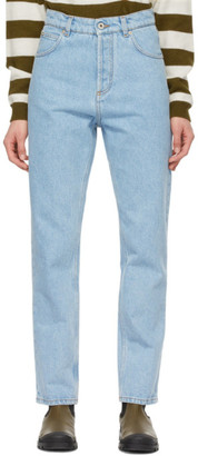 Loewe Blue Tapered Jeans
