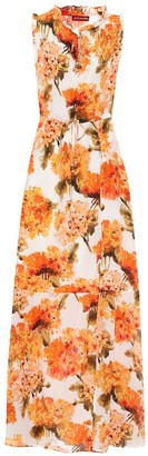 Altuzarra Exclusive to Mytheresa Otis floral silk gown