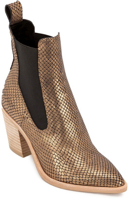 Dolce Vita Sabil Leather Chelsea Bootie
