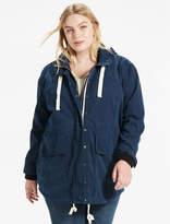 Lucky Brand Utility Anorack Jacket