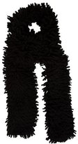 Stella McCartney Wool Fringe Scarf