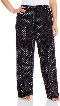 Hue Women's Plus-Size Plus Rio Dots Pant