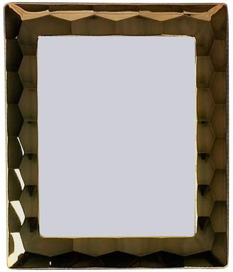 """Elégance Gold Finish 8""""x10"""" Prism Frame"""