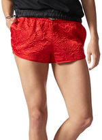 Adidas Floral Embossed Shorts