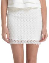 Daniela Corte - Macrame Mini Skirt