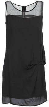 Naf Naf X-LAMO women's Dress in Black
