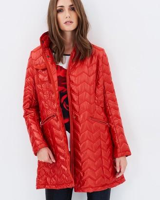 Privilege Zeal Puffer Coat
