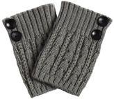 Evergreen Boot Cuff Socks