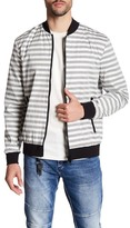 Antony Morato Striped Bomber Jacket
