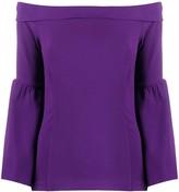 Etro off-the-shoulder blouse