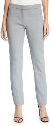 Badgley Mischka Straight-Leg Suiting Pants