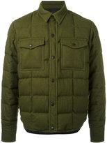 Ami Alexandre Mattiussi snap-buttoned jacket