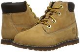 Timberland Kids - Pokey Pine 6 Boot w/ Side Zip Boys Shoes