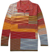 Missoni Space-Dyed Cotton Sweater
