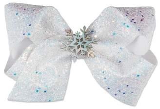 Scunci Frozen 2 Jumbo Salon Bow Clip - 1ct