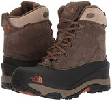 The North Face Chilkat III (Mudpack Brown/Bombay Orange) Men's Boots