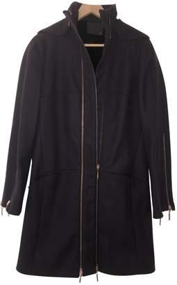 Fendi Purple Wool Coats