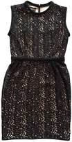 Aquilano Rimondi Black Wool Dress for Women