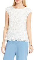 Vince Camuto Women's Lace Top