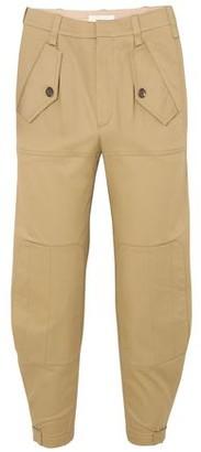 Chloé Cropped Cotton-blend Gabardine Tapered Pants