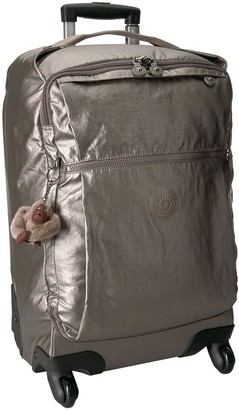 Kipling Women's Darcey Small Metallic Wheeled Luggage