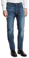 Tom Ford Regular-Fit Selvedge Denim Jeans, Indigo